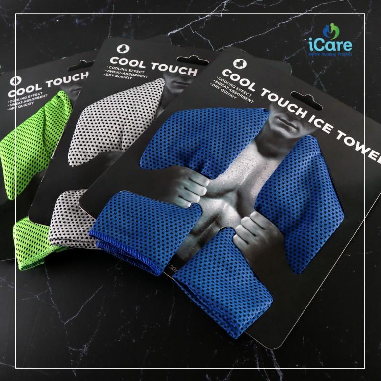 Cool Towel ผ้าให้ความเย็น